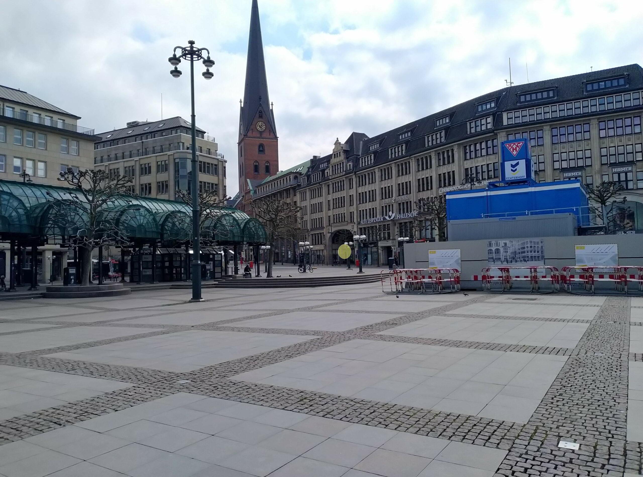 Mobil Tour en Hamburgo